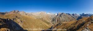 Fond de la Vallée de la Maurienne